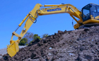 Click here for excavator-related product line-up